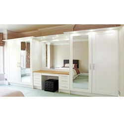 Designer PVC Bedroom Wardrobe