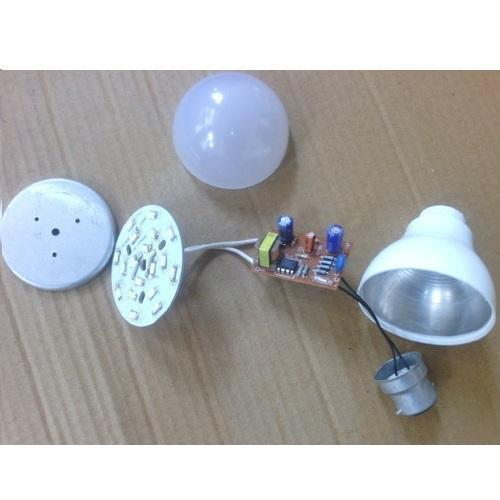 Led Bulb Raw Material Manufacturer From Ahmedabad