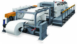 Servo Control Precision High Speed Sheet Cutter