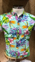 PROFY MEN'S PRINTED SHIRT