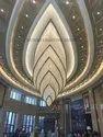 Hotels Lobby Chandelier