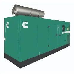 Cummins 180 kVA Three Phase Silent Diesel Generator, Model Name/Number: C180D5P