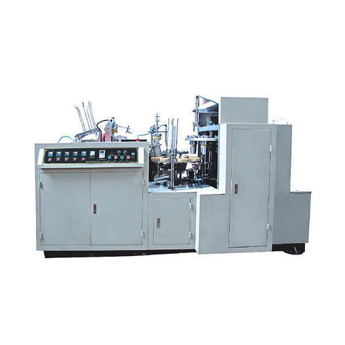 CK-55i Tea and Coffee Cup Making Machine, Capacity: 400-500 per hour
