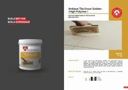 Tile Grout Golden High Polymer, Tile Grout Type: Vitrified