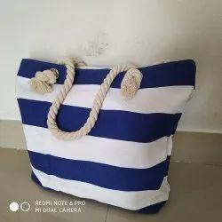 Cotton Knot Bag