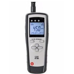 CEM GD-3803 Multi Gas Analyzer, For Industrial And Laboratory Use