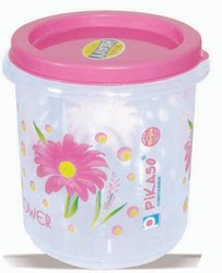 Kitchen King 10 Printed Plastic Container