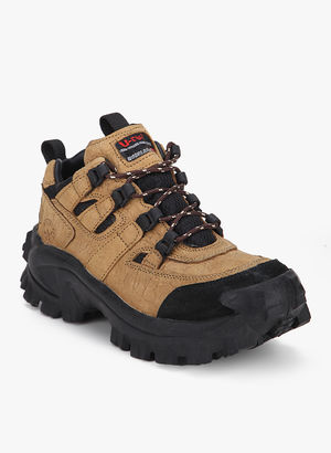 Woodland Camel Outdoor Shoes
