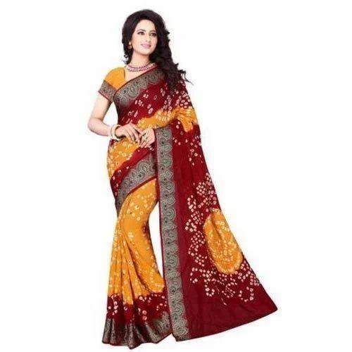 Ladies Chennai Silk Saree