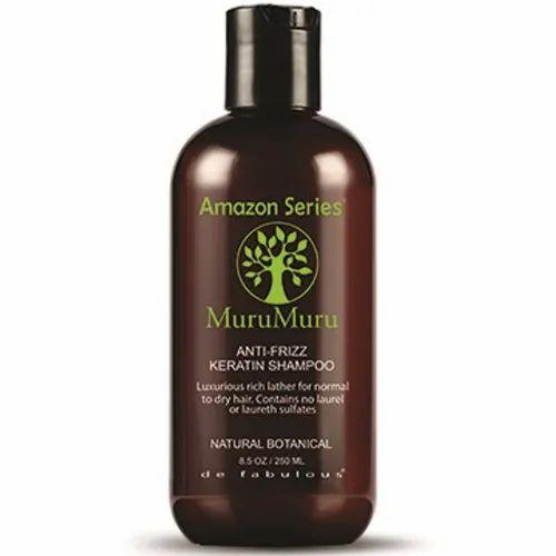 De Fabulous Amazon Series MuruMuru Anti Frizz Keratin Shampoo