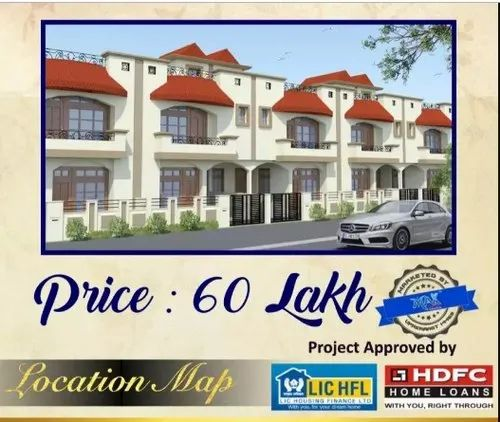 Row Houses Available At Tiwari Ganj Faizabad Road Near Bbd College Lko