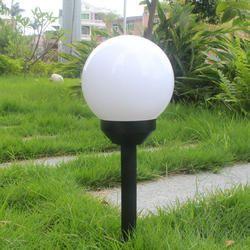 Spherical Garden Lighting