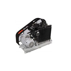 Base Mounted Reciprocating Compressor, Power: 25 HP