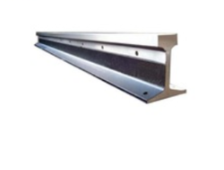 Steel Rail 24Kg for CNC Flame/ Plasma Cutting Machine, for CNC Plasma Cutting Machine Rail