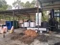ESB-R100 - 100KW Standalone Biomass Gasifier With Canopy