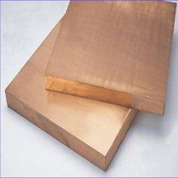 Beryllium Copper Flat Bar