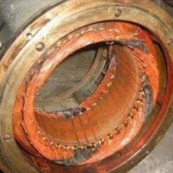 Induction Motor Repairing Services