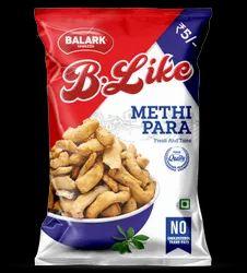 Methi Para, Packaging Size: 12 Strip 15 Nos Bag Packing