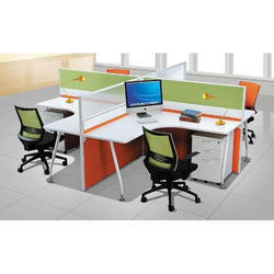 Office Aluminium Profile Workstation