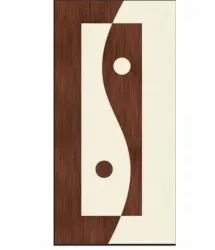 Wooden Laminated Door