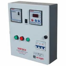 Changeover Switch- 2 Motor System-Programmable-3 Phase