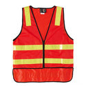 Sleeveless Safety Jacket