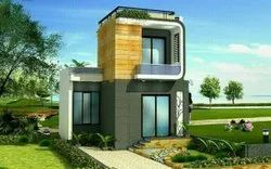 Residential Ground+ First Duplex Duplex House, Area Of Construction: 900, Jaipur