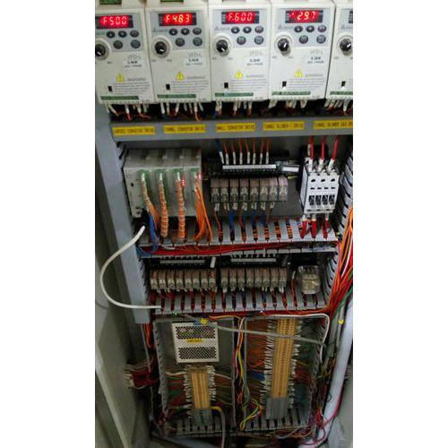 Single Phase Photo Electric Control Panel