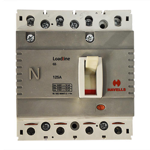 Havells 125 Amp Circuit Breaker at Rs 2980 /piece | Miniature ...