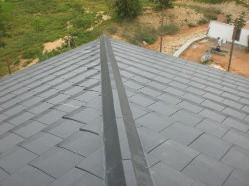 Clay Flat Roof Tile