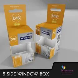 LED Boxes with Window