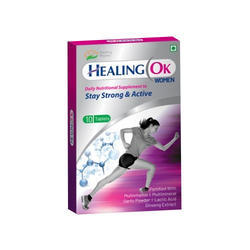 Healing Tablets for Women