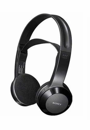 Sony MDR-IF245RK Wireless Infrared Headphones - Black