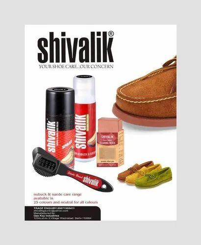 Shivalik Nubuck, Suede \u0026 Velvet Shoe