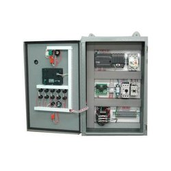 Three Phase PLC Control Panel