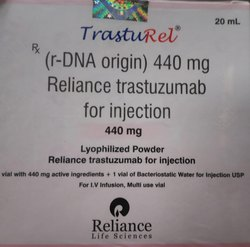 Trustuzumib 440mg Injection