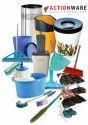 PLASTIC HOUSEHOLD PRODUCT AND