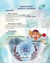 Noise Pollution Management Services