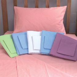 Cotton Bed Sheet For Hotel, Lodges, Guest House