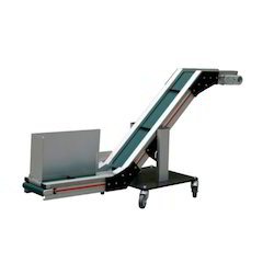 Automatic Z Type Conveyor, Capacity: 1-50 kg per feet