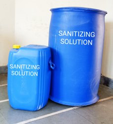 Sanitizing Solution, Surface Sanitizing Solution