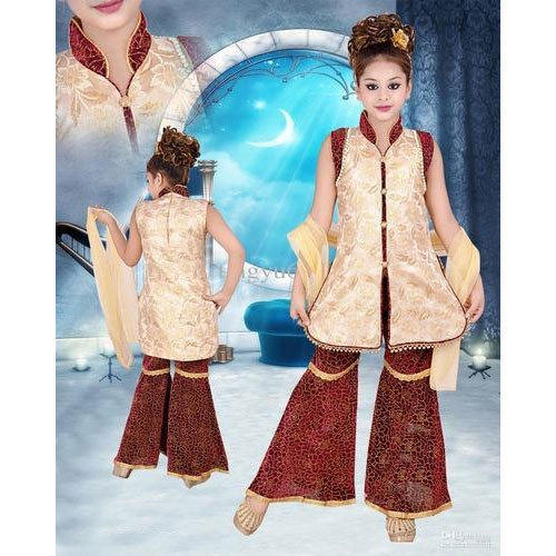 45104d2430 Girls Party Wear Sharara Suit at Rs 310 /piece   Sharara   ID ...