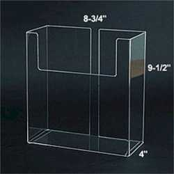 Advertising Acrylic Magazine Stand