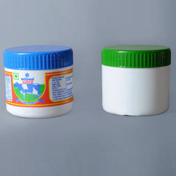 Green And Blue Plastic 50 Ml Ghee Bottle, Capacity: 50 ML