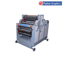 Automatic 2 Color Sheet Fed Offset Printing Machine, for Paper Printer