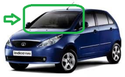Tata Indica Vista Windshield Laminated Front Glass