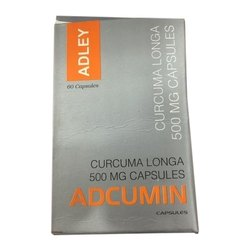 Adcumin Curcuma Longa 500 Mg Capsule