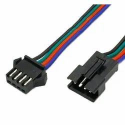 Wire Harness Connector in Noida, वायर हार्नेस on jumper pins, pulley pins, computer pins, power pins, furniture pins, cap pins, hardware pins, relay pins, domino pins, pink pearl pins,