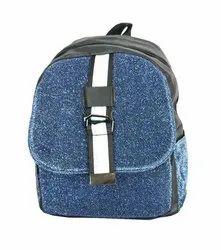 Blue Girls Backpack