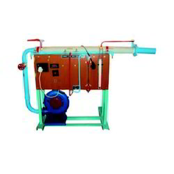 Finned Tube Heat Exchanger Apparatus, Air, for Educational Laboratory